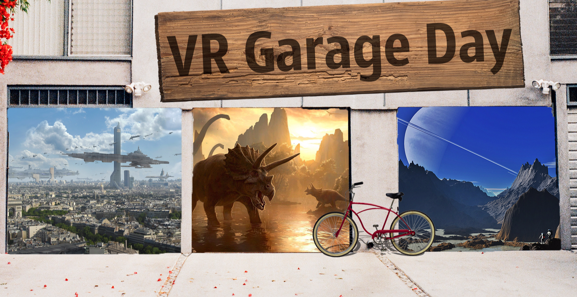 VR Garage Day - Hourly Hire