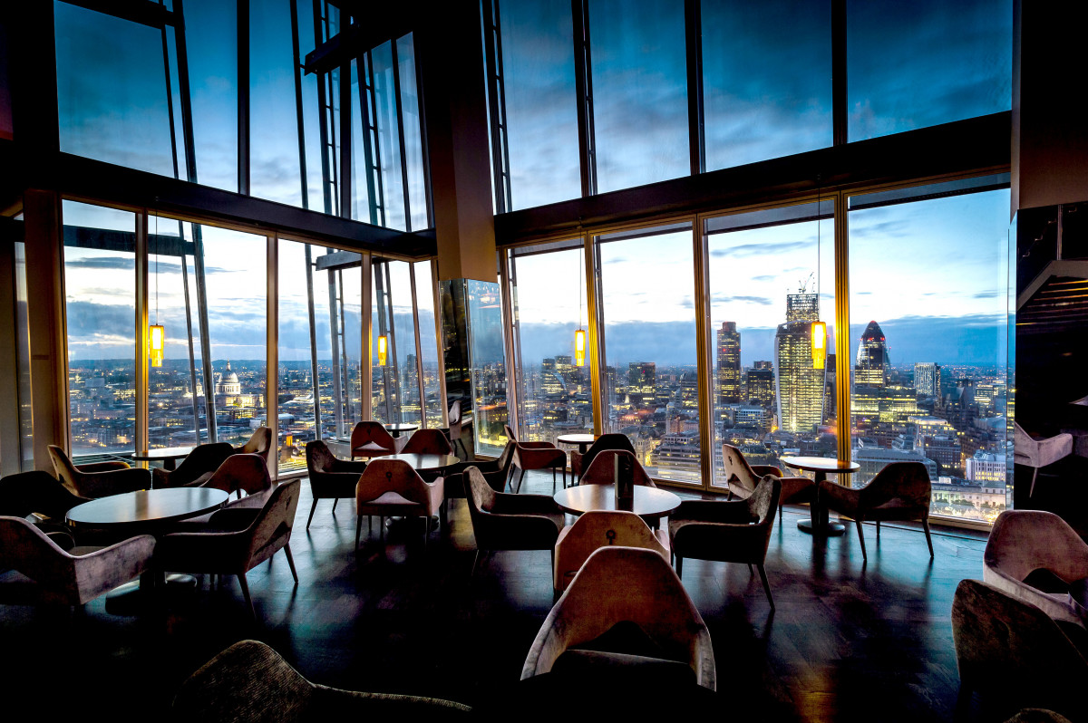 Shard London Hotel Booking