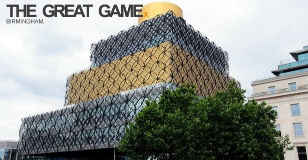 The Great Game Treasure Hunt Birmingham