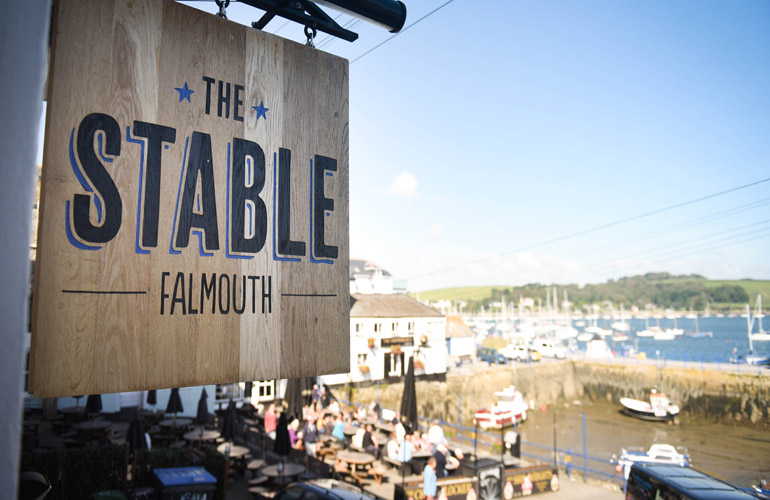 The Falmouth Stable Falmouth Restaurant Reviews