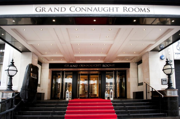 Grand Connaught Rooms   Great Queen Street Holborn London