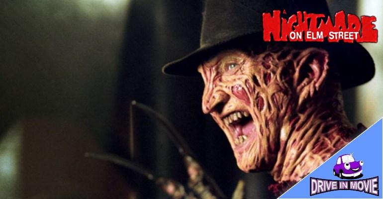 A Nightmare On Elm Street Halloween Drive In Movie