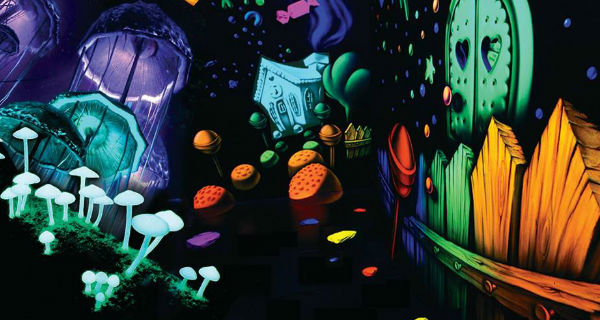 Psychedelic Funhouse