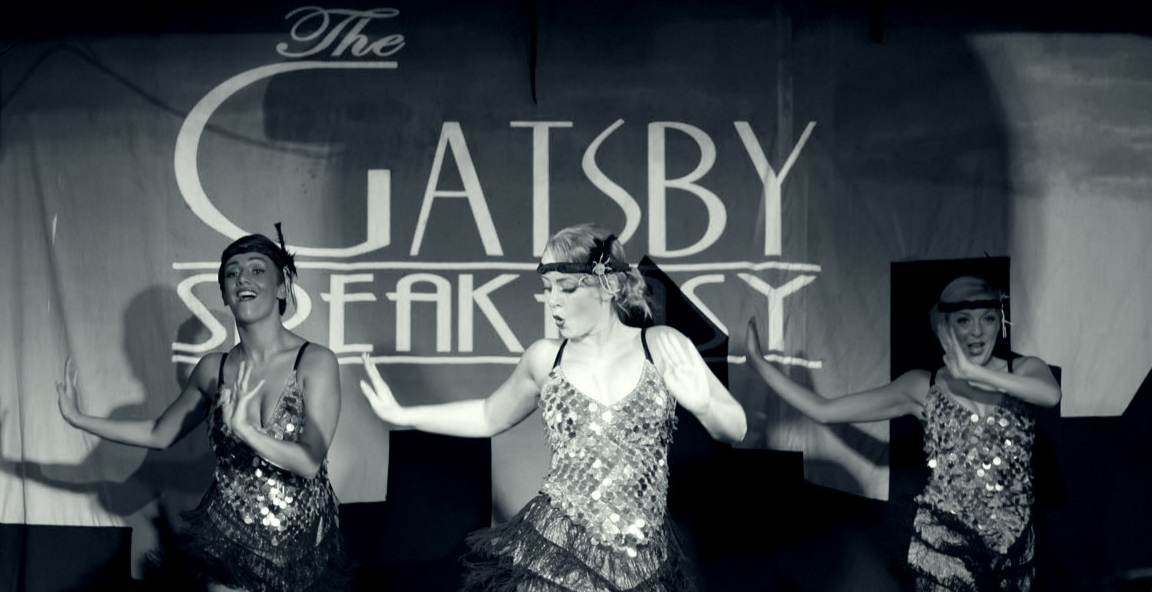 The Gatsby Speakeasy at the Southside Fringe