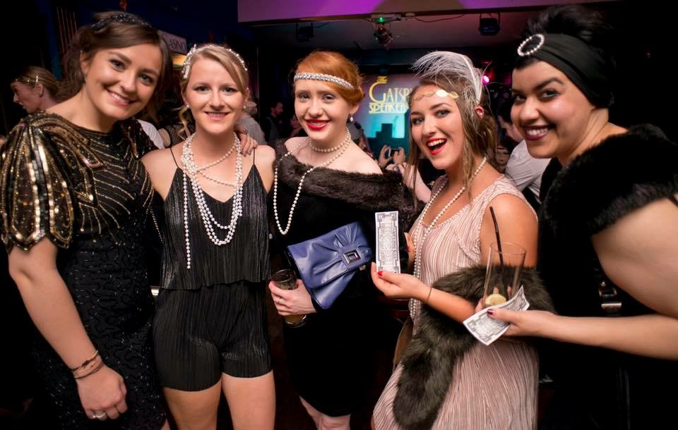 The Gatsby Speakeasy 'Festive Soiree'