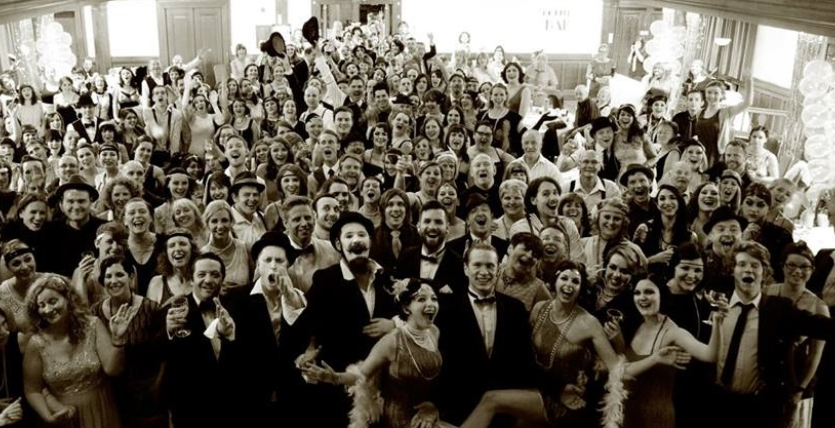 The Gatsby Club 'Midsummer Ball' at the West End Festival