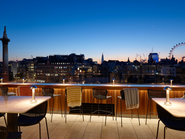 Rooftop Private Hires London Venue Hire In London