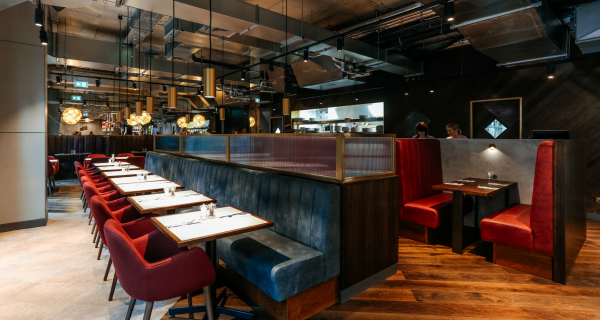 vq aldgate restaurant review