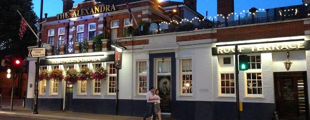 The Alexandra Wimbledon London Pub Reviews Designmynight
