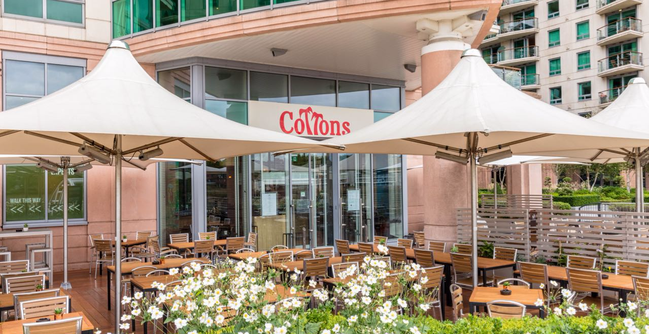 Cottons Bottomless  Brunch