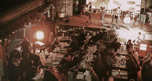 DockYard Social Glasgow's first permanent street food market
