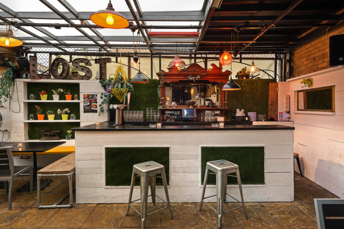 New Year's Eve Party at Lost & Co Battersea