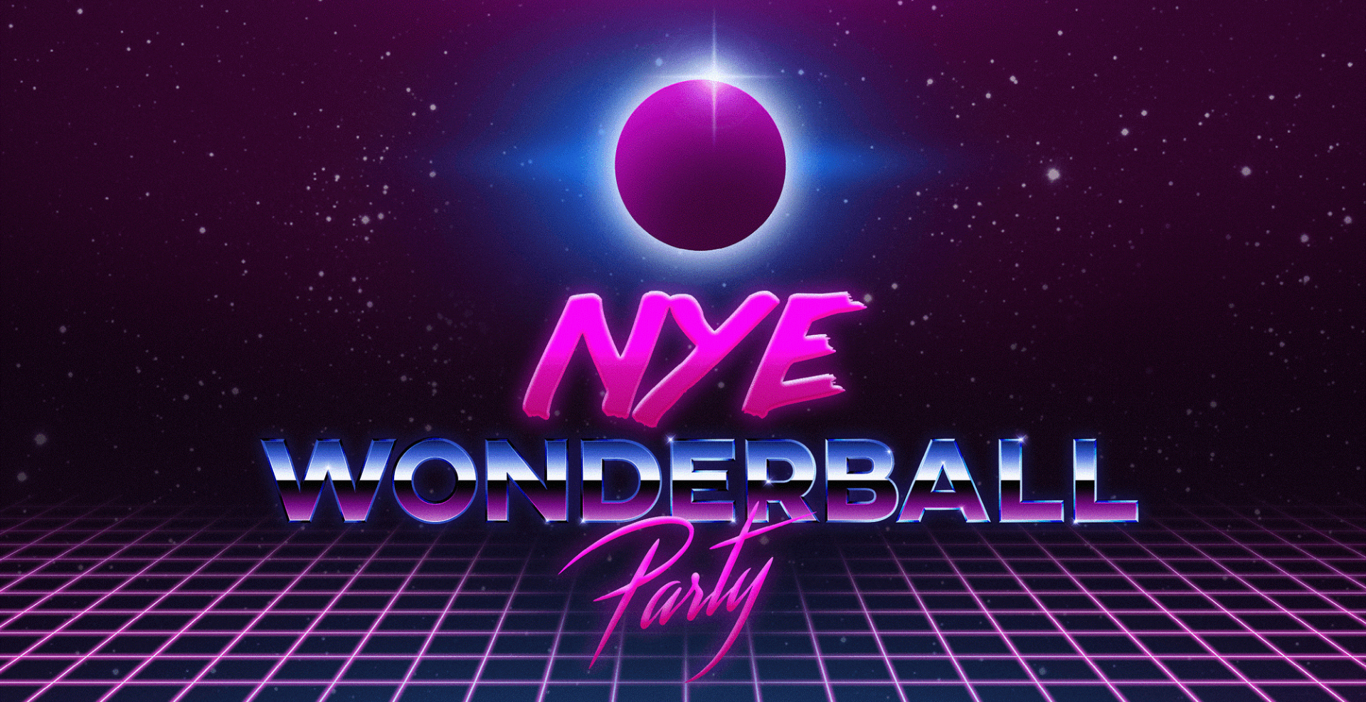 NYE Wonderball Party