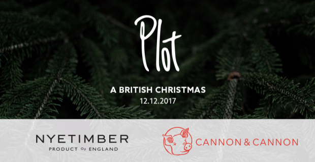 PLOT x NYETIMBER x CANNON & CANNON