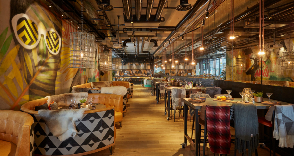 The Allegory London Restaurant Bar Review
