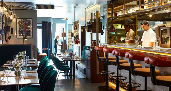 The Galley Islington London Restaurant Bar Review