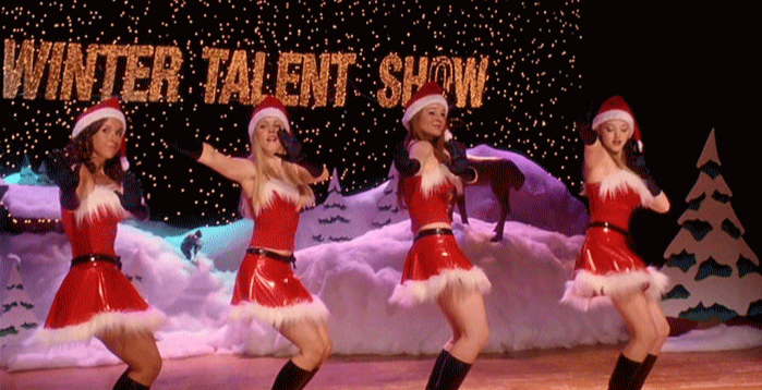 Mean Girls Christmas Talent Show Shoreditch London Something A Little Different Reviews