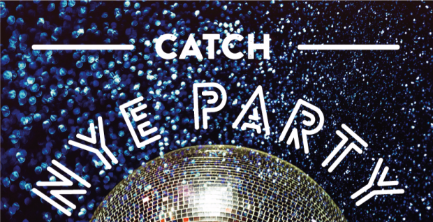 NYE Party at Catch