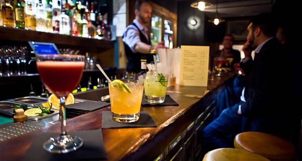 found bar shoreditch review London