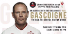 An Audience with Paul GAZZA Gascoigne
