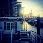 New Years Eve Boat Party with partial firework views on the Battersea Barge (nr Vauxhall)