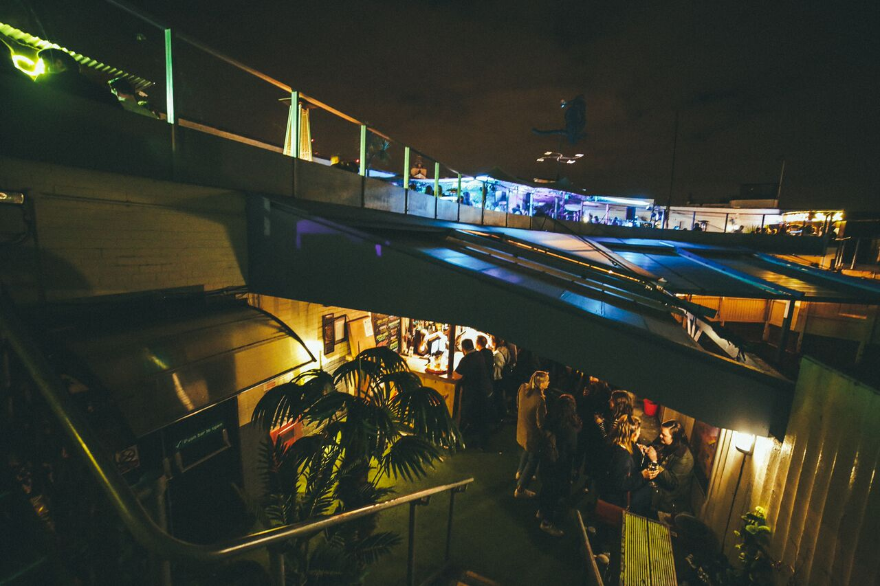 Spaced Out Rooftop Soiree