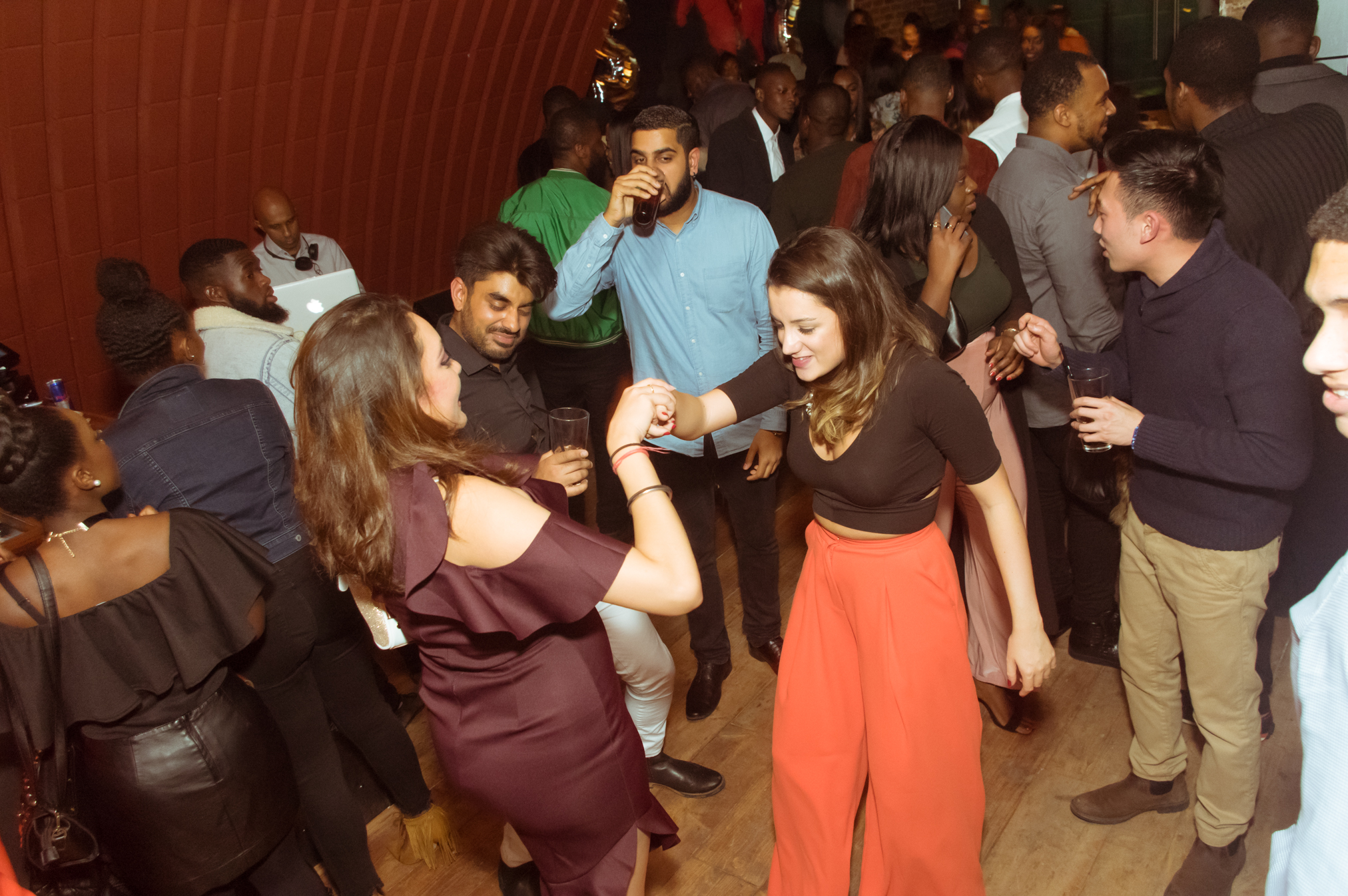 London Groove NYE at SAMA Bankside