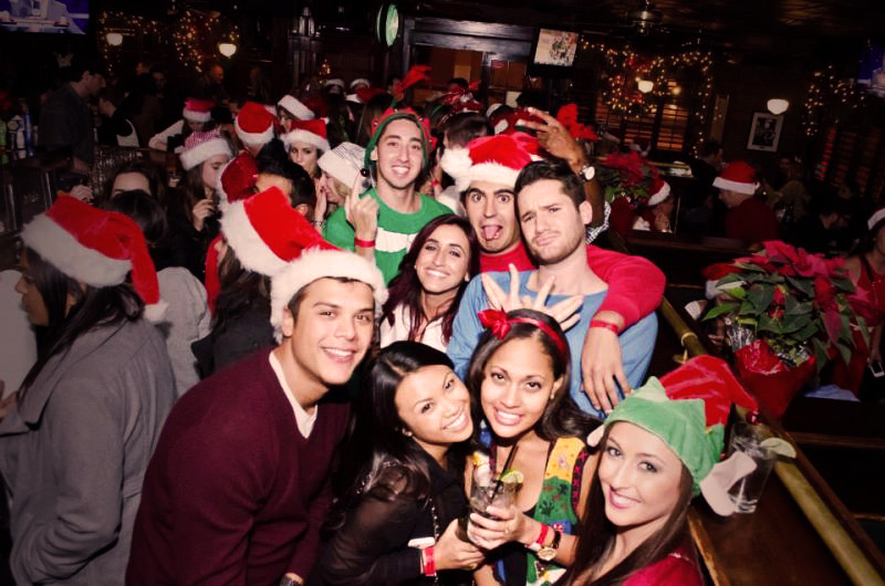 London Christmas Jumper Pub Crawl