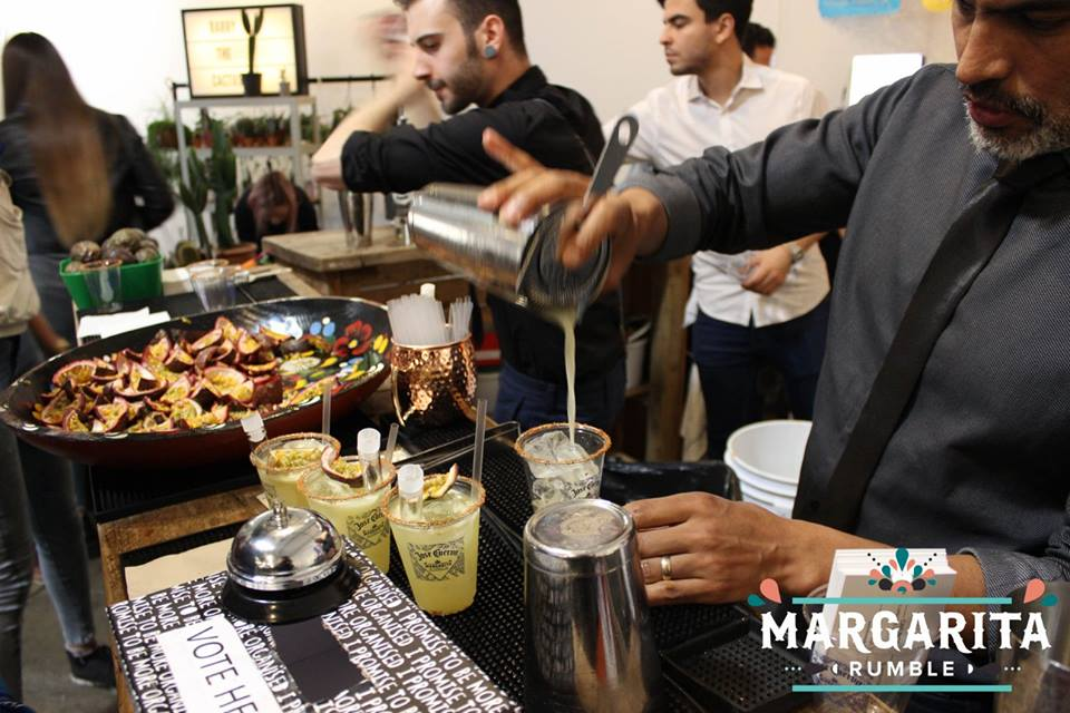 London Margarita Rumble - Bottomless Margarita Festival