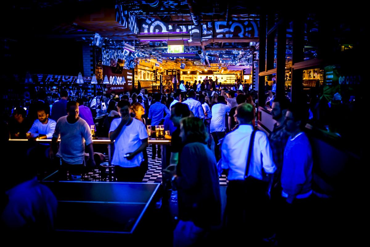 Farringdon Restaurants And Bars