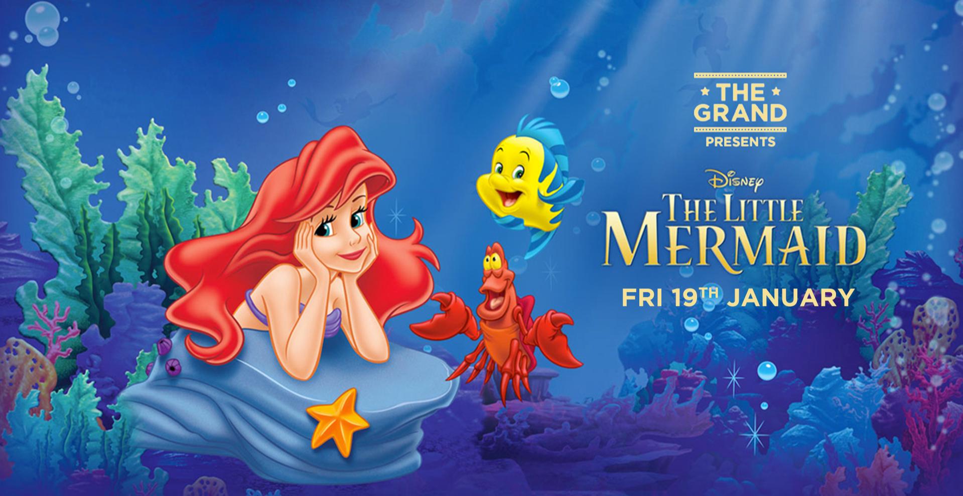 Disney Cinema Club: The Little Mermaid | Clapham, London ...