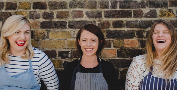 Three Girls Cook at Craft London