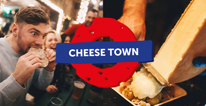 Cheese Town x Good Life
