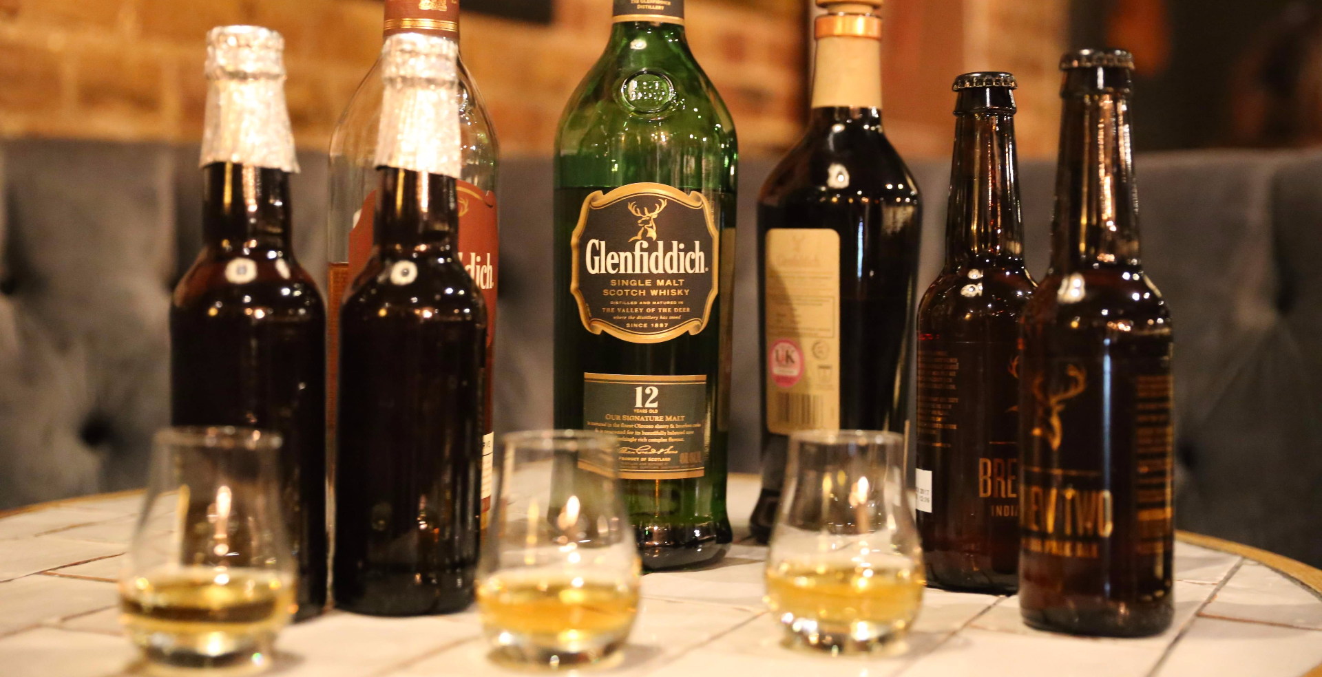 Whiskies of the World - (Whisky Masterclass)