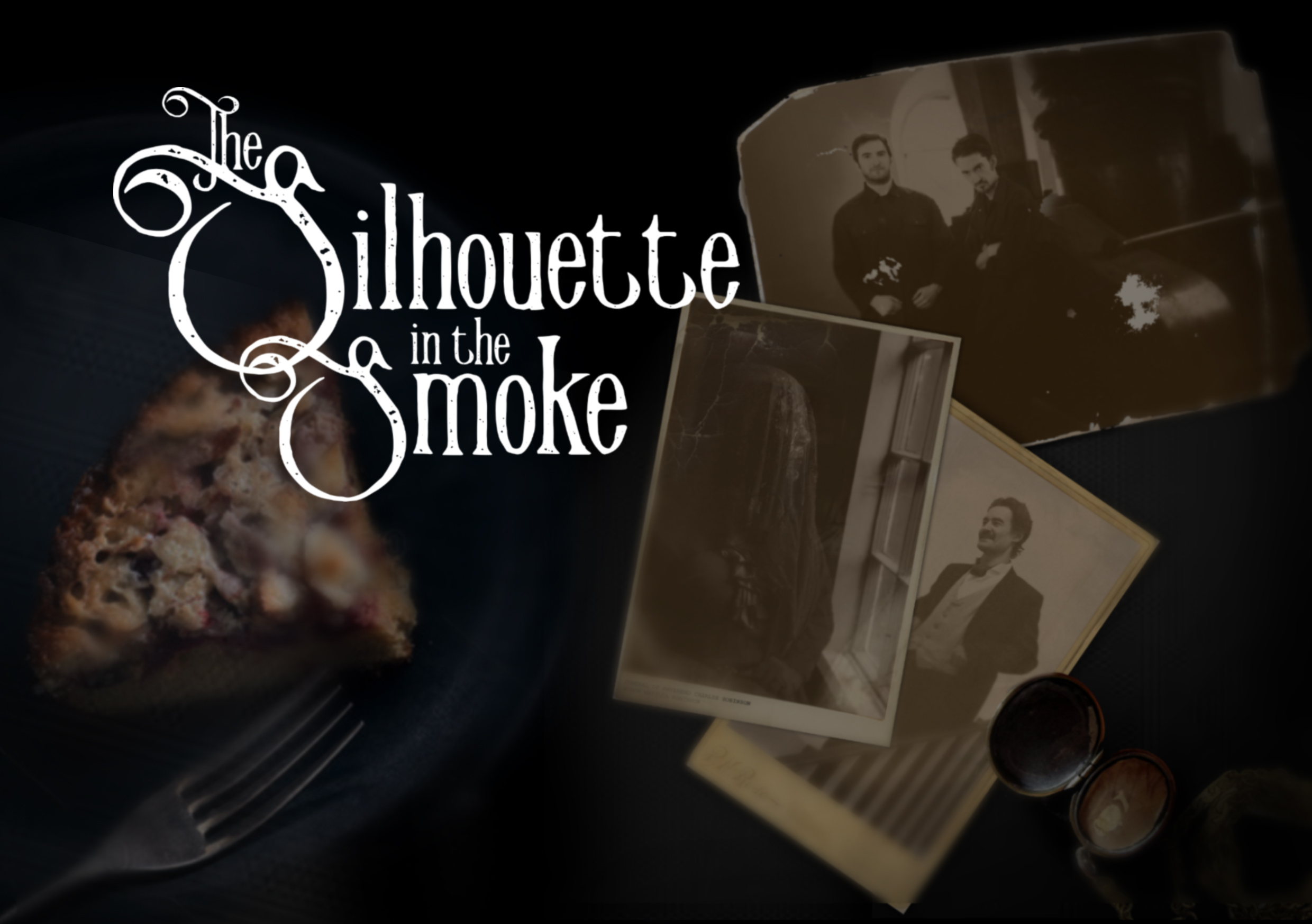 Immersive Mysteries - The Silhouette in the Smoke