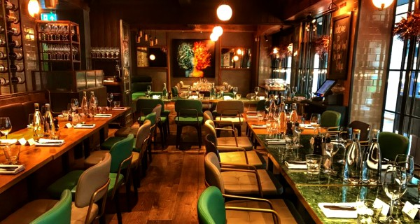 The Coal Shed Tower Bridge London Review Sunday Roast In