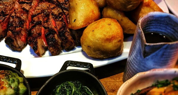 coal shed london restaurant review