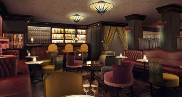 DND The City Is Getting A New Speakeasy-Style Cocktail Bar