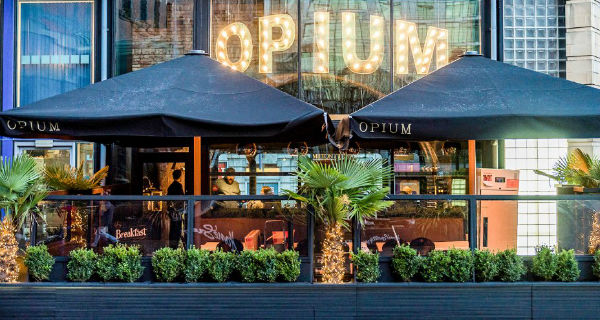 Opium New Deansgate Bar Offers Cocktails And Pizza