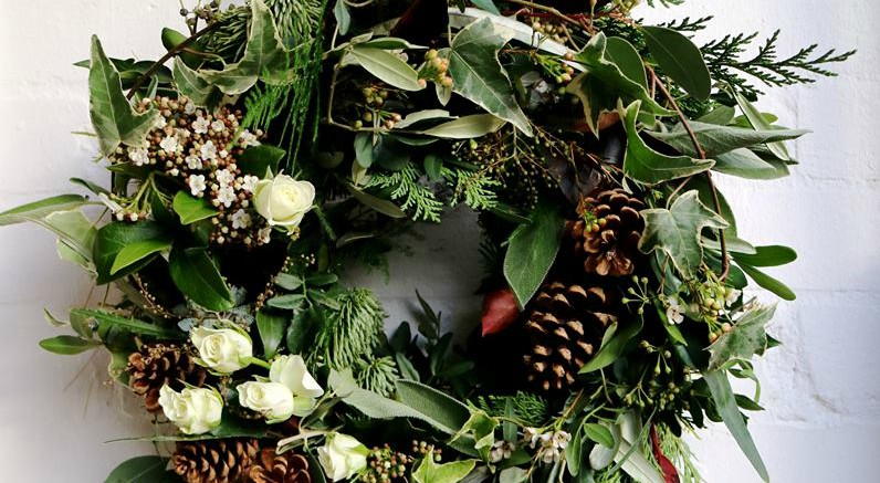 wreathmaking class in london
