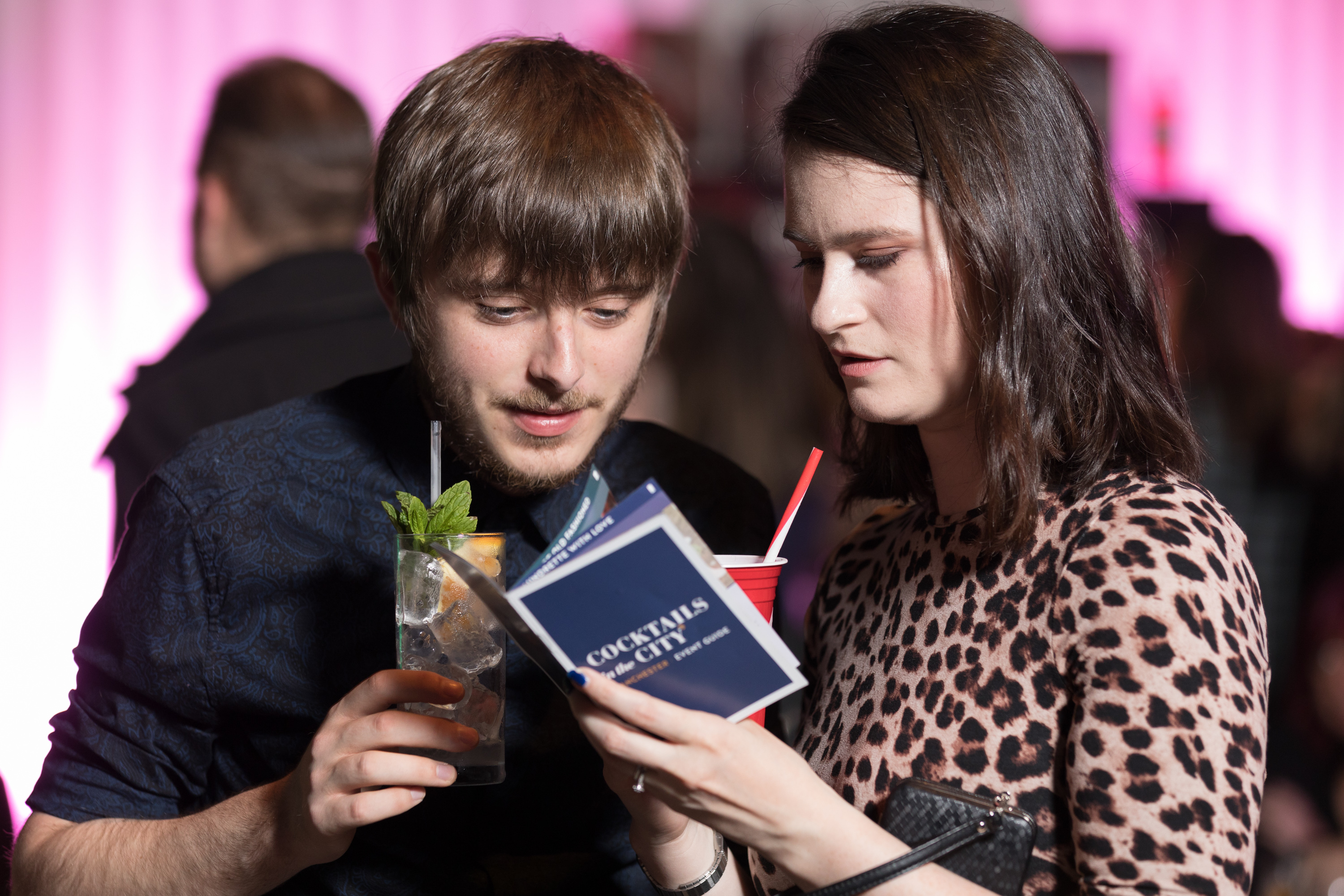 Cocktails in the City Manchester 2018
