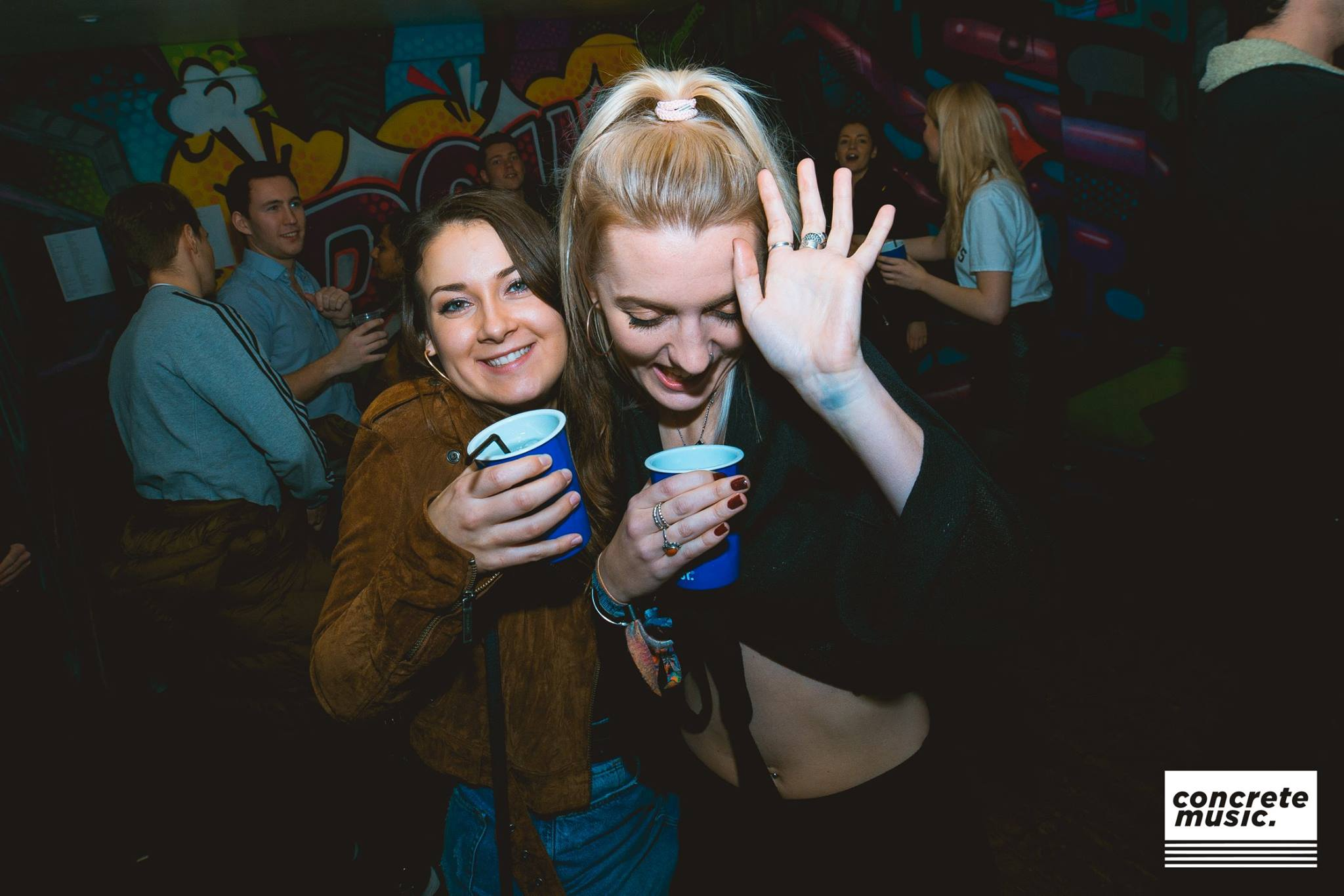 c925691ce Kevin & Perry's 90s Rooftop Rave   Brixton, London Clubbing Reviews ...