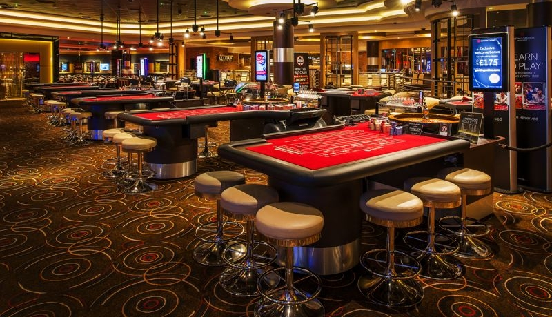Genting Casino Fountain Park Edinburgh Edinburgh Casino Reviews Designmynight