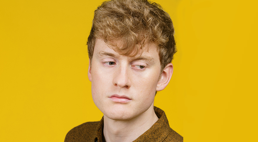 Laugh Out London in Tooting - James Acaster