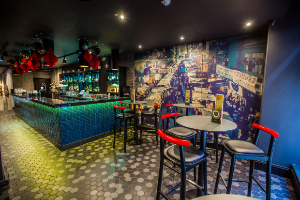 Ping pong covent garden london bar reviews designmynight for Hobo designs covent garden