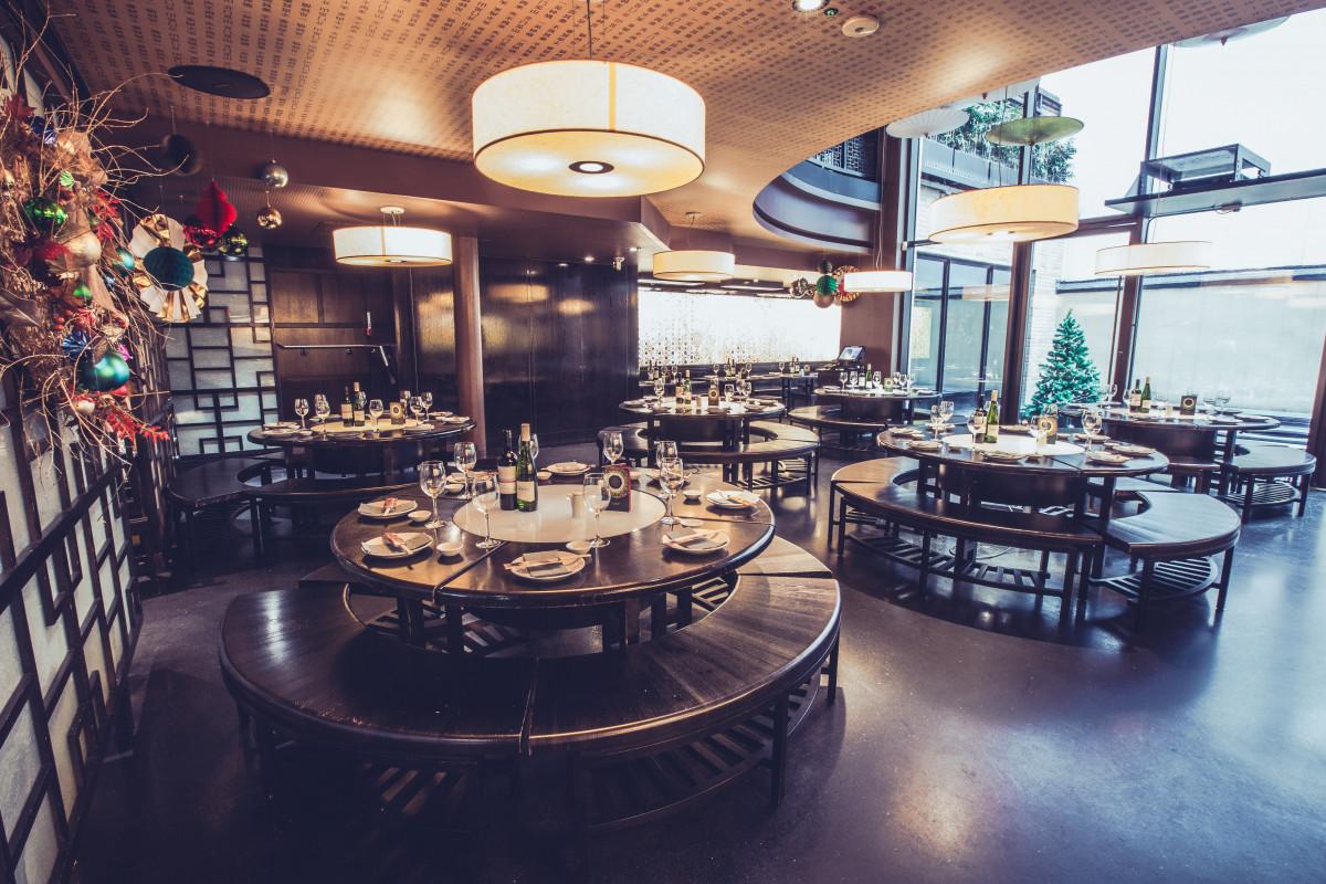 Ping Pong Restaurant London Soho