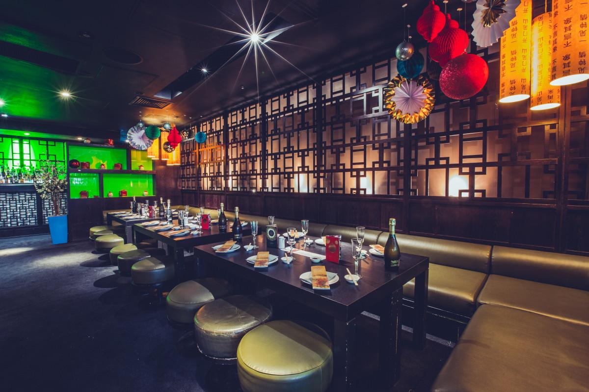 Nottingham Restaurants New Year S Eve