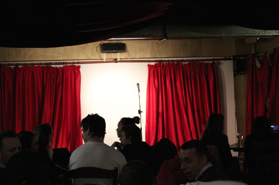 CITY COMEDY CLUB + A FREE XPA BEER