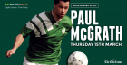 An evening with Paul McGrath