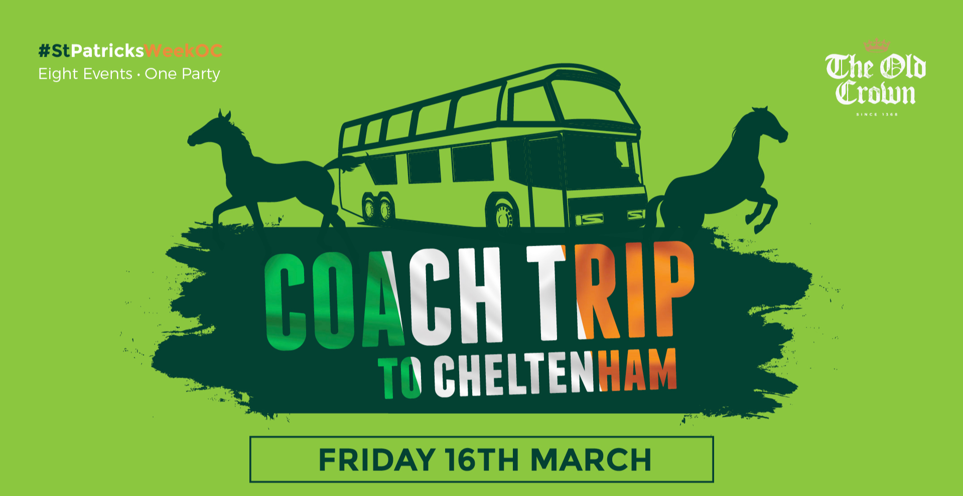Coach Trip to Cheltenham